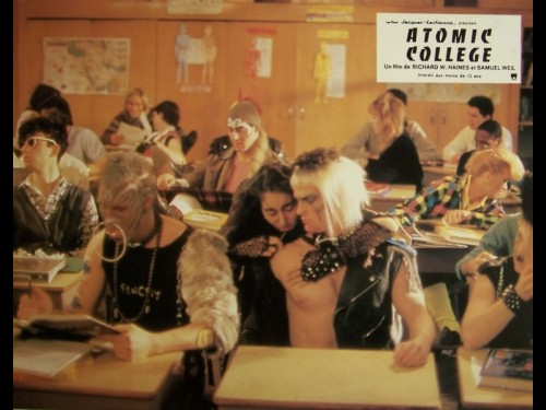 ATOMIC COLLEGE - THE CLASS OF NUKE'EM