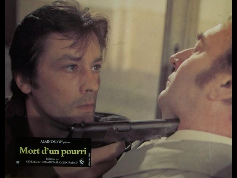 Photo du film MORT D'UN POURRI