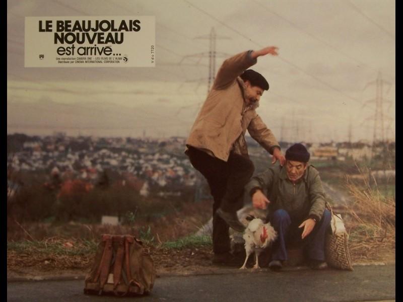 Photo du film BEAUJOLAIS NOUVEAU EST ARRIVÉ (LE)