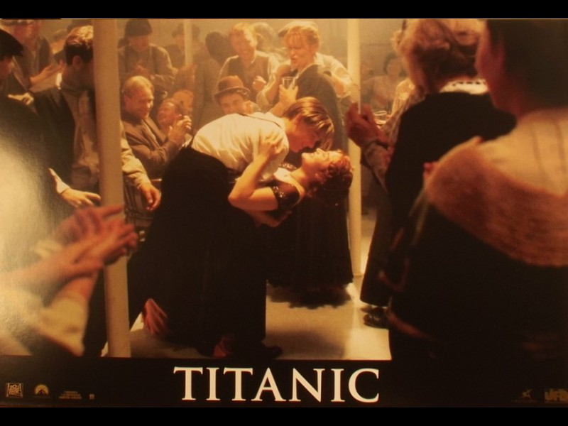 Photo du film TITANIC - LE LOT PHOTOS