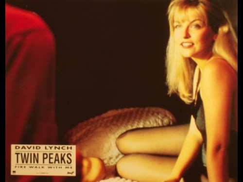 TWIN PEAKS-LES 7 DERNIERS JOURS DE LAURA PALMER - TWIN PEAKS: FIRE WALK WITH ME
