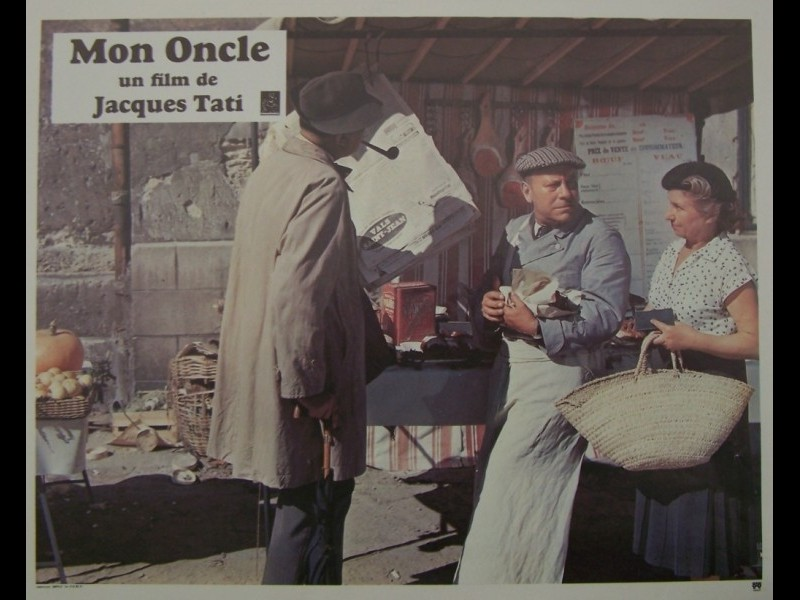 Photo du film ONCLE (MON)