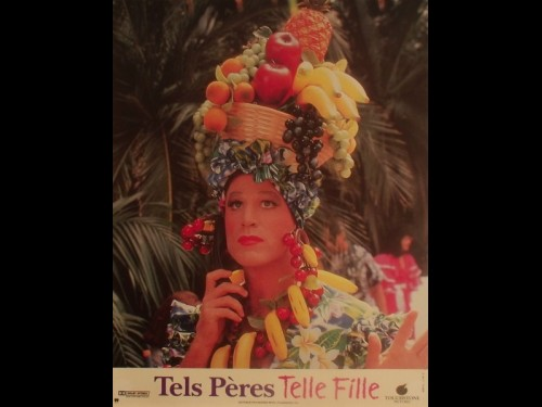 TELS PERES TELLE FILLE - 3 MEN AND A LITTLE LADY