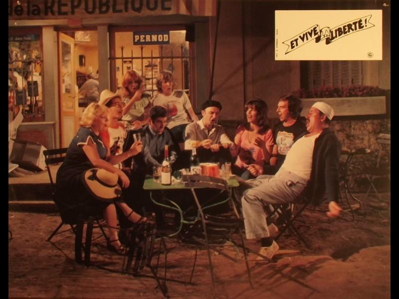 Photo du film ET VIVE LA LIBERTÉ