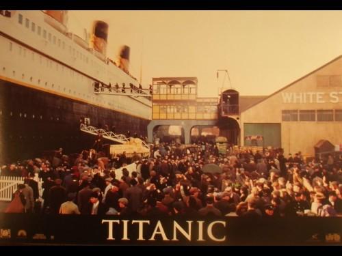 TITANIC - LE LOT PHOTOS