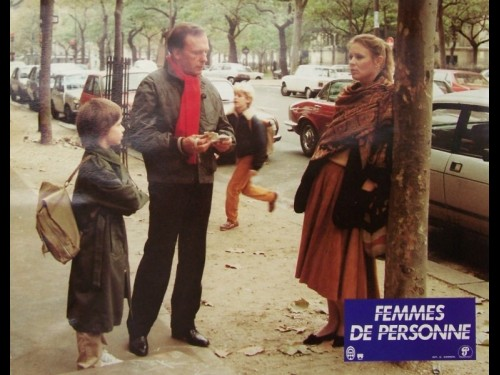 FEMMES DE PERSONNE