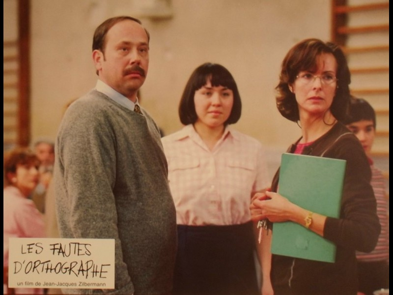 Photo du film FAUTES D'ORTHOGRAPHE (LES)