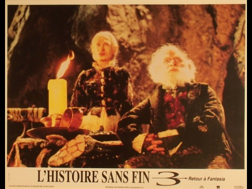 HISTOIRE SANS FIN 3 (L') - THE NEVERENDING STORY III