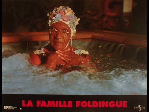 FAMILLE FOLDINGUE (LA) - NUTTY PROFESSOR II: THE KLUMPS