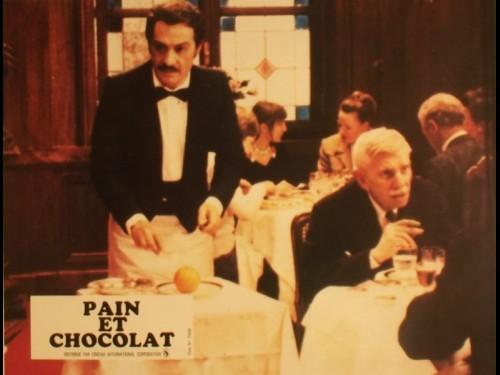 PAIN ET CHOCOLAT - PANE E CIOCCOLATA