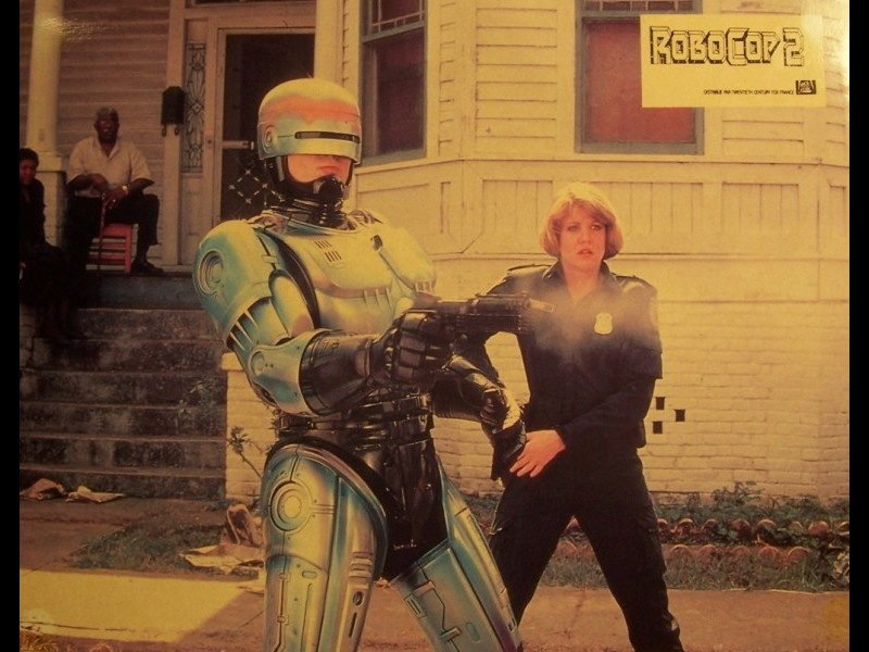 Photo du film ROBOCOP 2