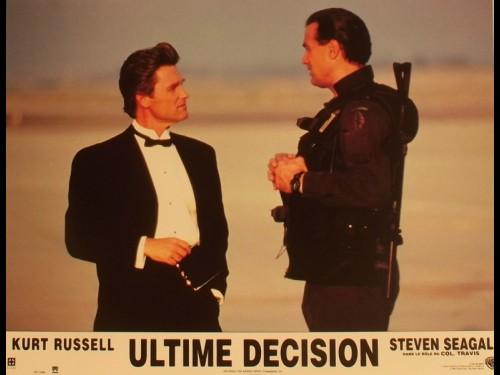 ULTIME DECISION - EXECUTIVE DECISION