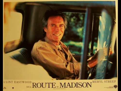 SUR LA ROUTE DE MADISON - THE BRIDGES OF MADISON COUNTY