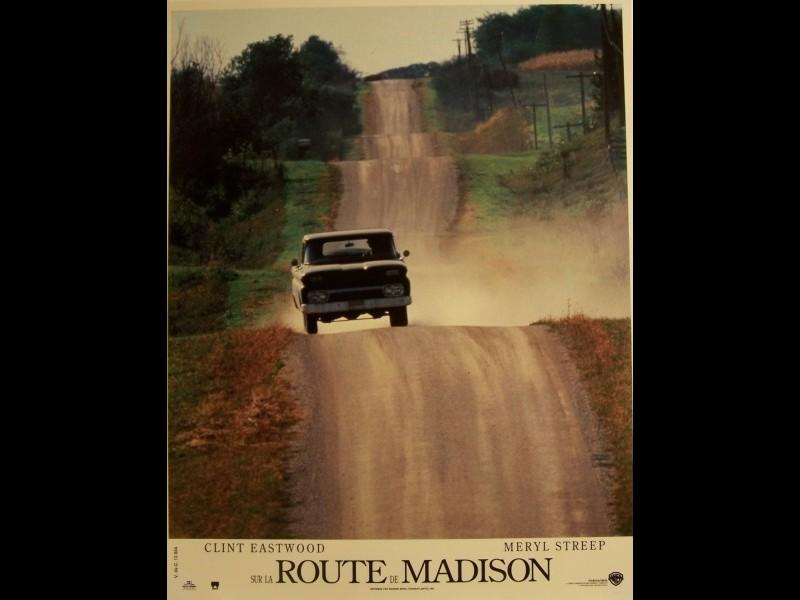Photo du film SUR LA ROUTE DE MADISON - THE BRIDGES OF MADISON COUNTY