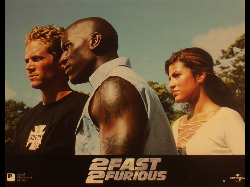 Photo du film FAST AND FURIOUS 2