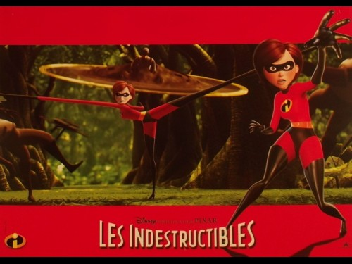 INDESTRUCTIBLES (LES) - THE INCREDIBLES
