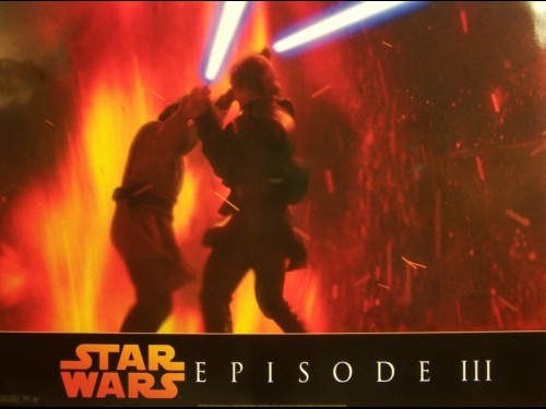 STAR WARS (EPISODE 3)