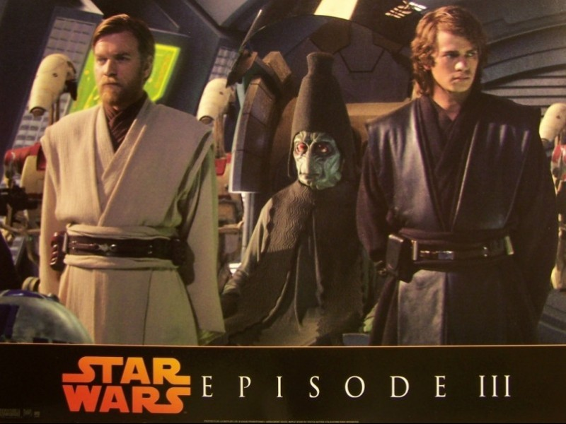 Photo du film STAR WARS (EPISODE 3)