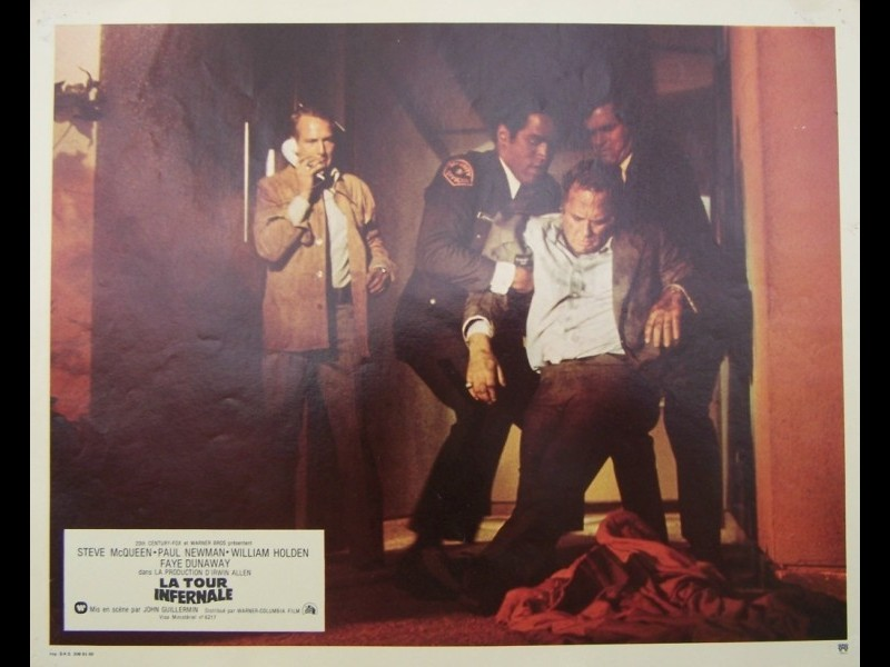 Photo du film TOUR INFERNALE (LA) - THE TOWERING INFERNO