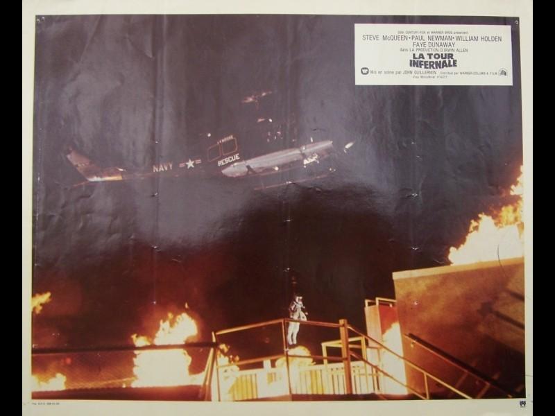 Photo du film TOUR INFERNALE (LA) - THE TOWERING INFERNO