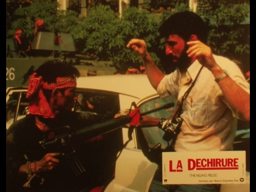 DECHIRURE (LA) - KILLING FIELDS