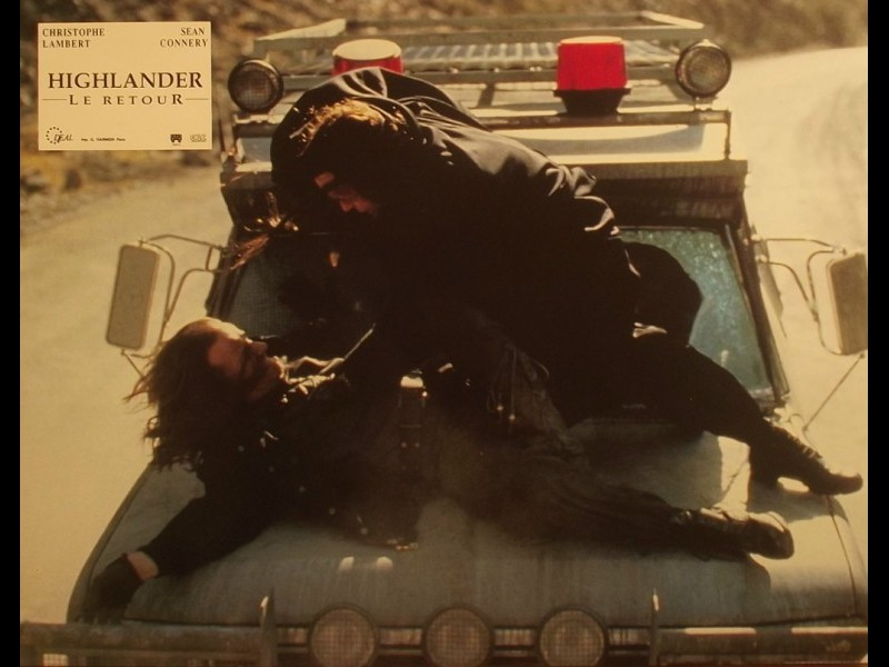 Photo du film HIGHLANDER-LE RETOUR- - HIGHLANDER II: THE QUICKENING