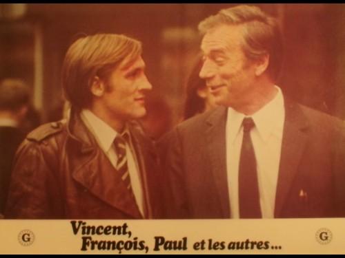 VINCENT FRANCOIS,PAUL ET LES AUTRES