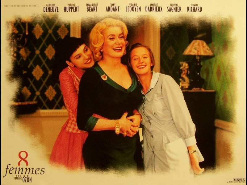 Photo du film 8 FEMMES