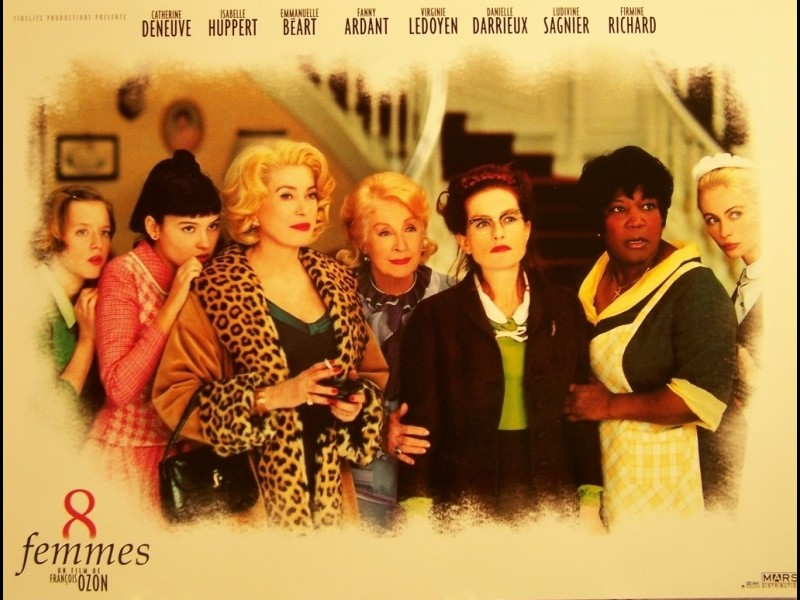 Photo du film 8 FEMMES
