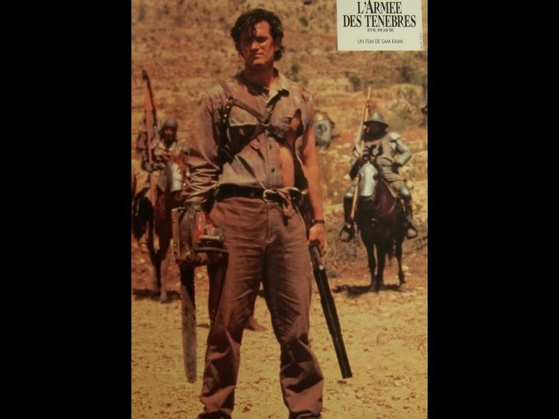 Photo du film ARMÉE DES TENEBRES (L') - EVIL DEAD 3 : ARMY OF DARKNESS