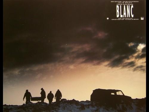 TROIS COULEURS-BLANC
