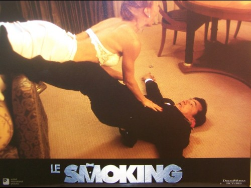 LE SMOKING - LE LOT PHOTOS -