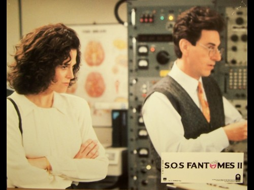SOS FANTOMES 2 - Titre original : GHOSTBUSTERS 2