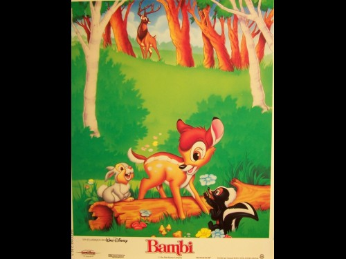 BAMBI - LOT PHOTOS -