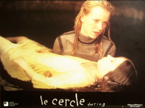 LE CERCLE - Titre original : THE RING - LOT PHOTOS -