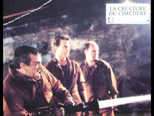 LA CREATURE DU CIMETIERE - Titre original : GRAVEYARD SHIFT -