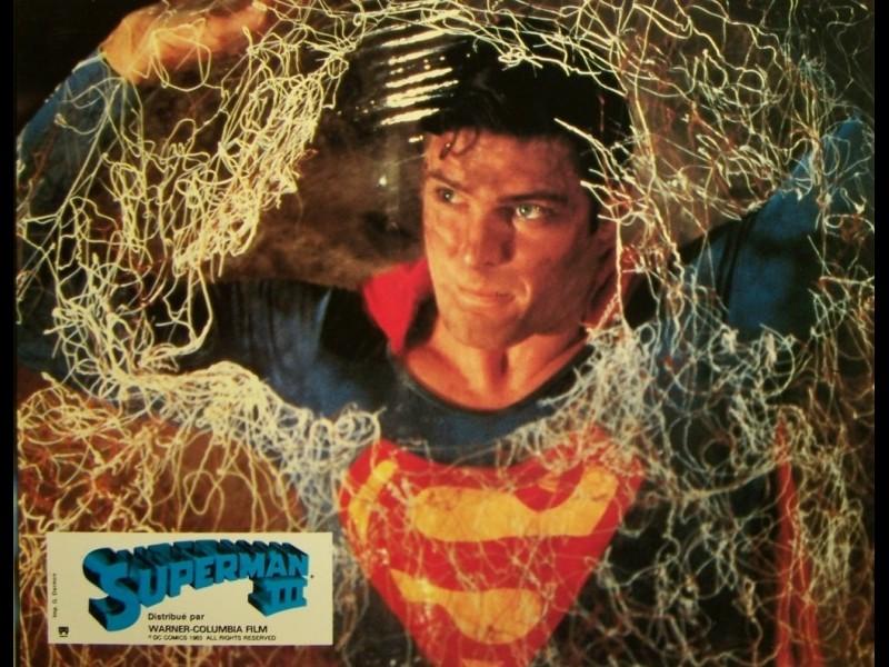 Photo du film SUPERMAN III