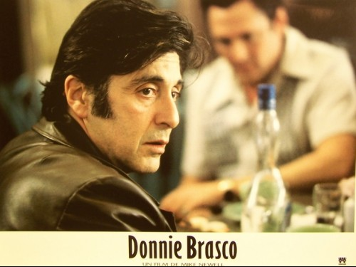 DONNIE BRASCO -LOT PHOTOS -