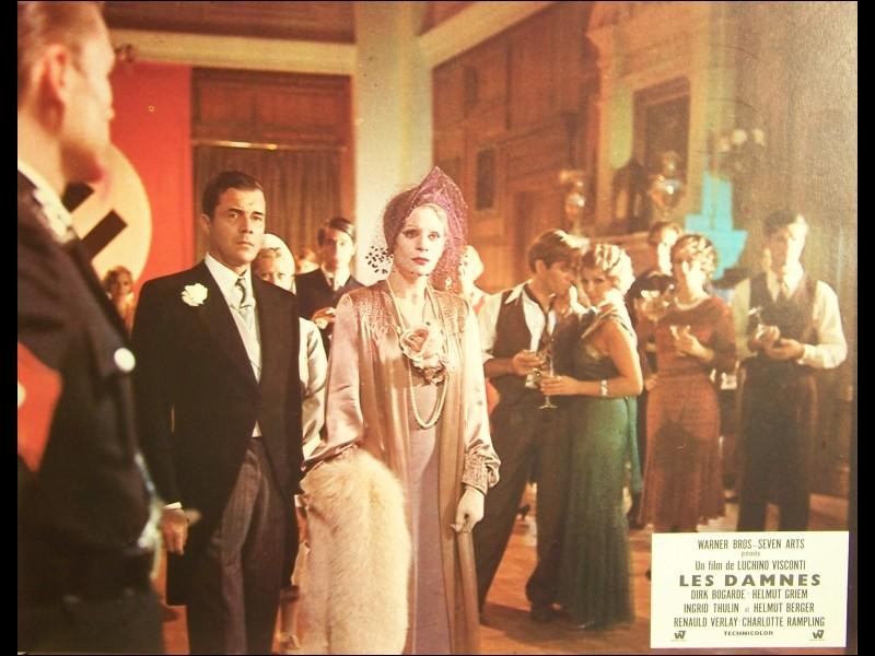 Photo du film LES DAMNES - Titre original : LA CADUTA DEGLI DEI - PHOTOS DE  CINEMA