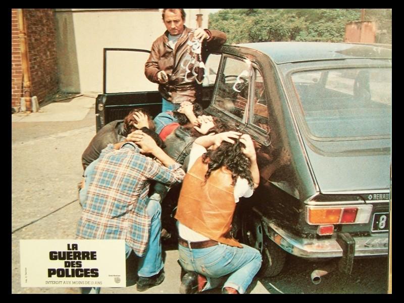 Photo du film LA GUERRE DES POLICES -LOT PHOTOS -