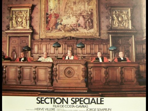 SECTION SPECIALE