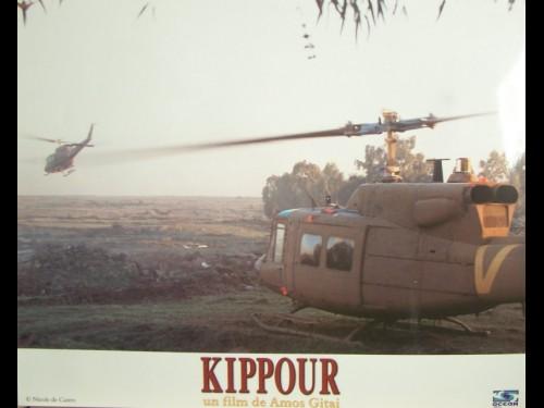 KIPPOUR - Titre original : KIPPUR