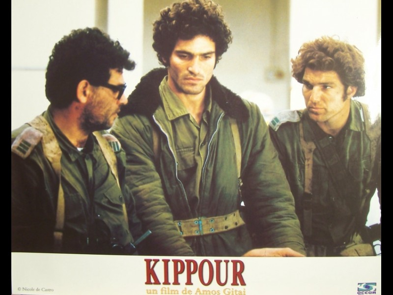 Photo du film KIPPOUR - Titre original : KIPPUR