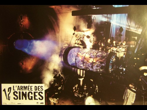 L'ARMEE DES 12 SINGES - Titre original : TWELVES MONKEYS