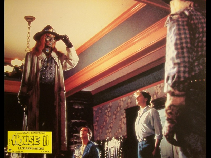 Photo du film HOUSE 2