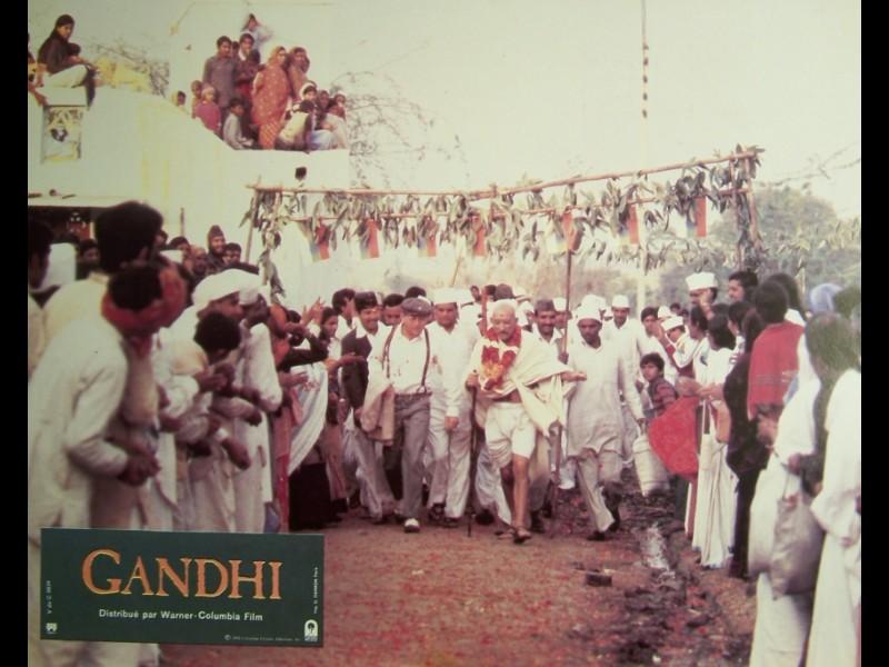 Photo du film GANDHI
