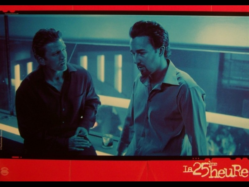Photo du film 25EME HEURE - THE 25TH HOUR