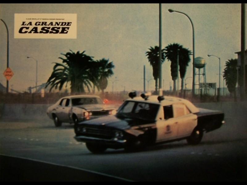 Photo du film GRANDE CASSE (LA) - GONE IN 60 SECONDS