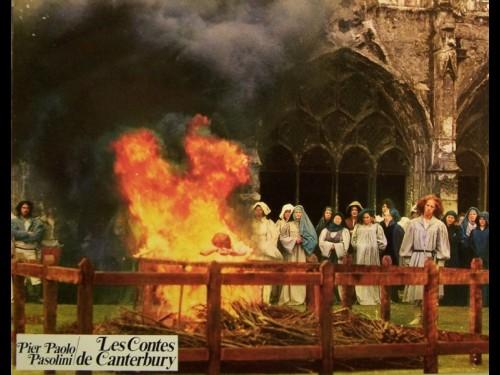 CONTES DE CANTERBURY - I RACCONTI DI CANTERBURY