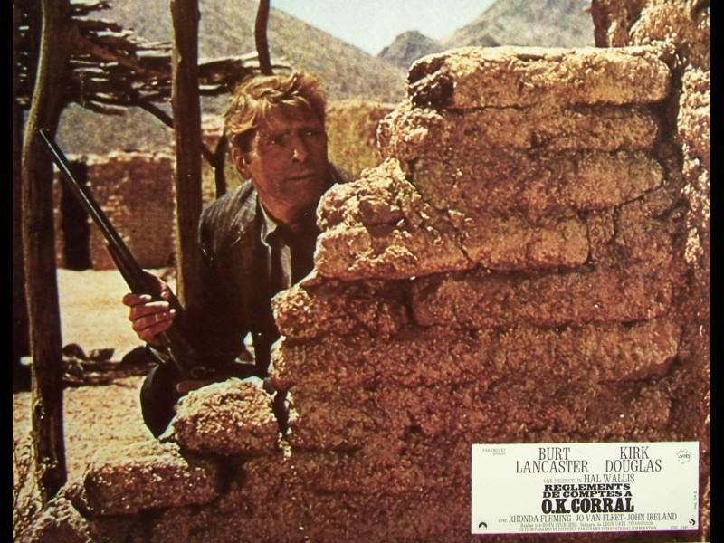 Photo du film REGLEMENTS DE COMPTE A O.K. CORRAL - GUNFIGHT AT THE O.K. CORRAL